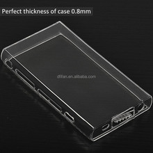 case for Sony nw-a35 mp4 walkman,Super Slim Transparent Cover for Sony NW-ZX100 MP3 Player, for sony mp3 mp4 player