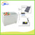 2017 Solar panel battery powered 12v chest freezer