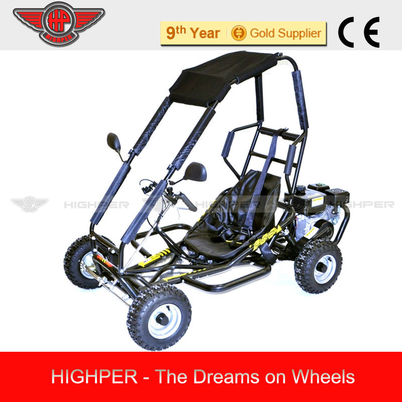 Cheap Gas Racing 196CC Go Kart Sale