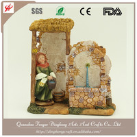 Wholesale Cheap Indoor Decorative Polyresin Ceramic Garden Gnome