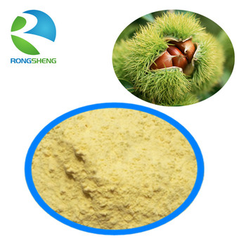 Top quality best price natural chestnut powder