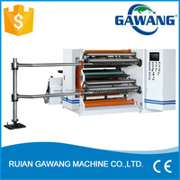 Fully Automatic Horizontal Film Slitting Machine