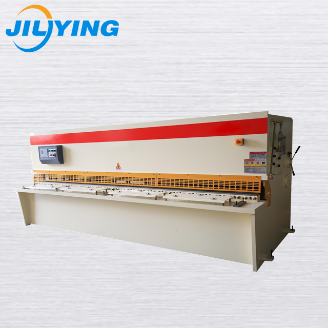 hydraulic guillotine shearing machine of iron sheet plate shearing and <strong>cutting</strong>