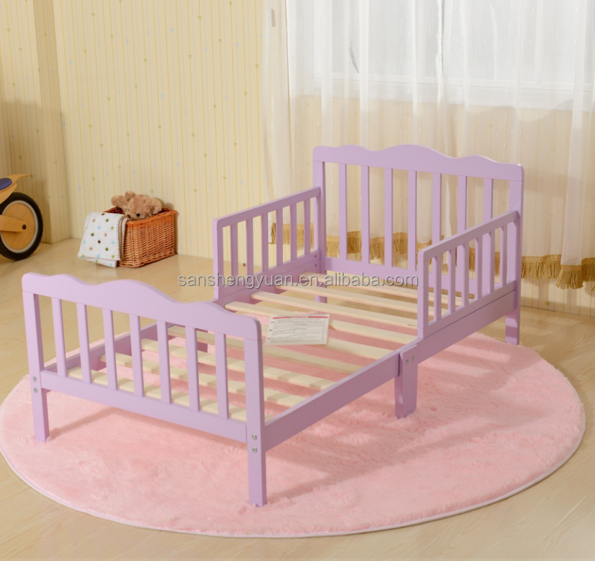 wooden toddler bed /baby bed/wooden baby bed