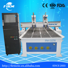 Multi Head 3d heavy duty Cnc wood Router Cutting/carving Machine for Solidwood/mdf/aluminum/alucobond/pvc/plas
