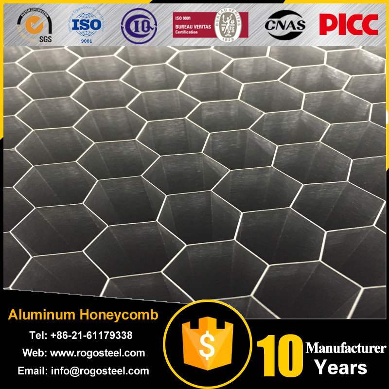 Building Facade Aluminum Honeycomb Composite Panel Exported To Worldwide