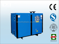 low dew point compressed heated adsorption desiccant air dryer hot sale