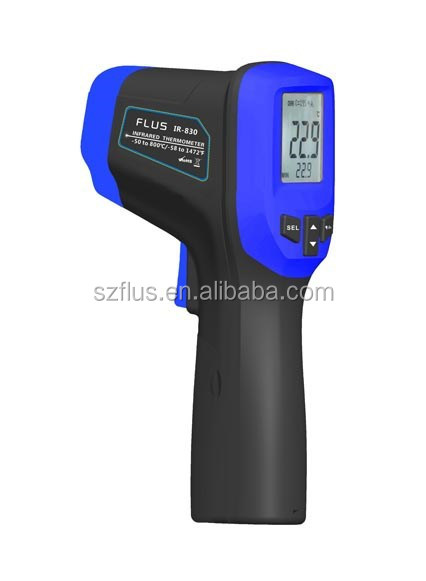 latest model May Day easy operating infrared thermometer handheld
