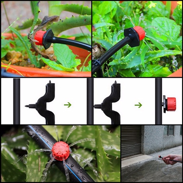Hot sale long range 20m Drip Irrigation Watering Emitter