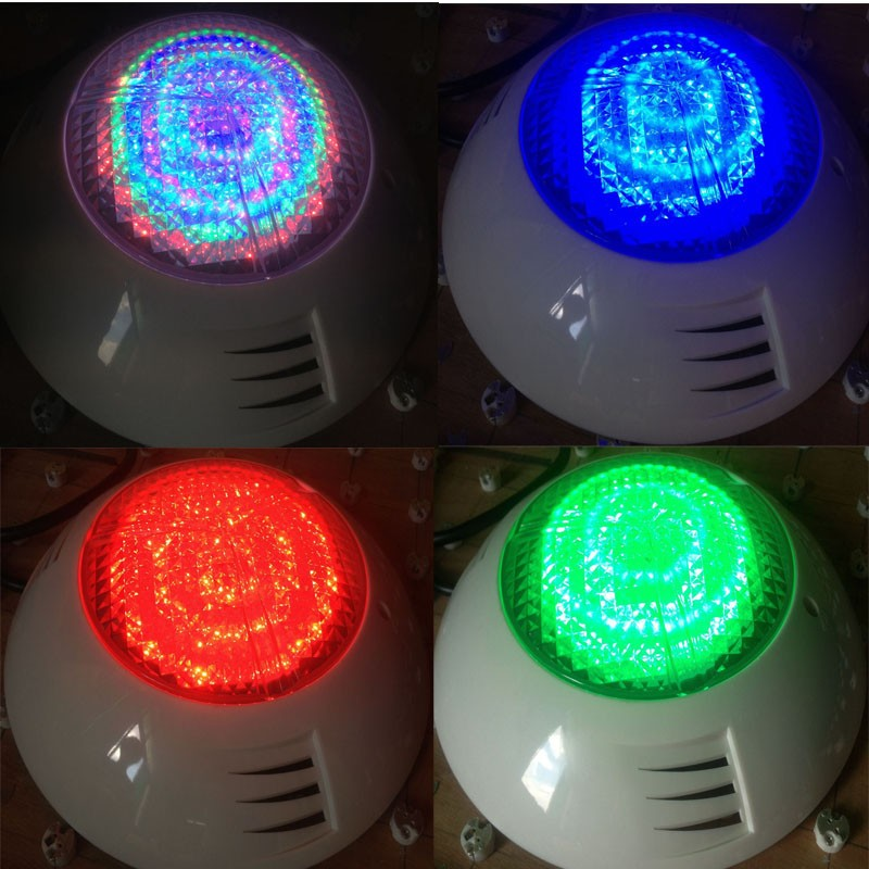 Free Shipping 36W Swimming fountain leds 12V IP68 Wall mounted RGB LED Pool light remote control piscina