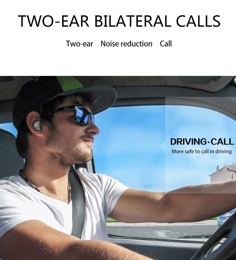 Shenzhen hands-free bt earphone long talking time  Bluetooth headset, headphones Wireless bluetooth headset