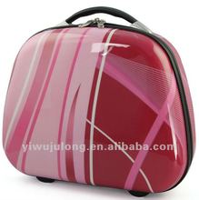 "ABS and PC Carry-on Functional 15"" Cosmetic and Beauty Luggage"
