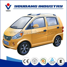 Ylbao Smart 4 Seats Eec Electric Car Made In China