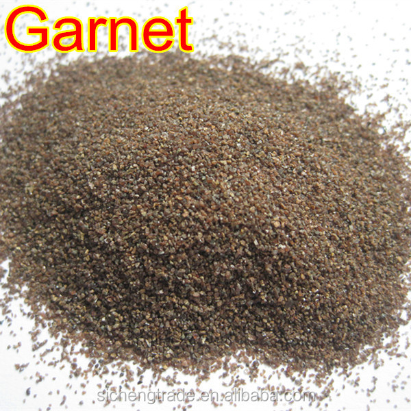 abrasive garnet sand used for waterjet cutting machine