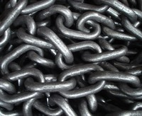 Ship Anchor Chain For Sale Heavy Iron Chains made in china