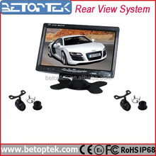 7 Inch TFT LCD Car Reverse Monitor with Reverse Car Camera
