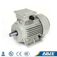 China ul aysnchronous cast iron custom three phase 5hp electric motor