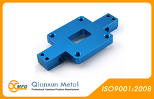 Aluminum material parts for explosion-proof light with anodized