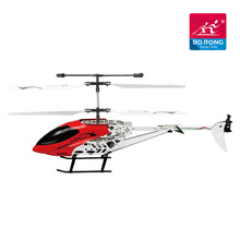 HTC Touch New Large RC Helicopter 3CH Steady Flight with LED Drone Toy Gift BR6608L