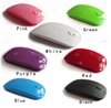 factory sale good quality cheap price colorful super slim 2.4GHz wireless mouse