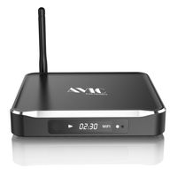 2016 Newest factory external antenna android tv box