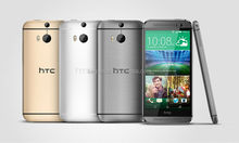 "Original Brand New HTC One M8 5"" Dual 4MP Dual-LED Quad-Core Android Phone Dropship Wholesale By FedEx"