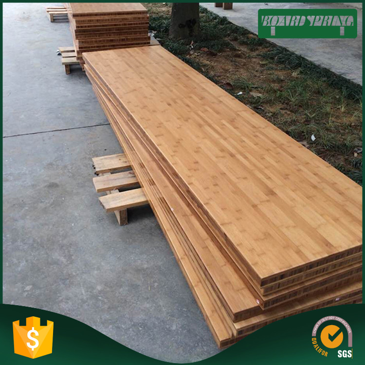 Manufacture Cheap Bamboo 19Mm Commercial Plywood For Sale