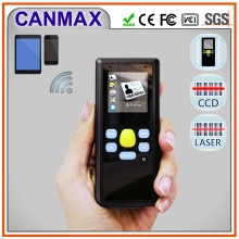 wireless android handheld barcode scanner with memory