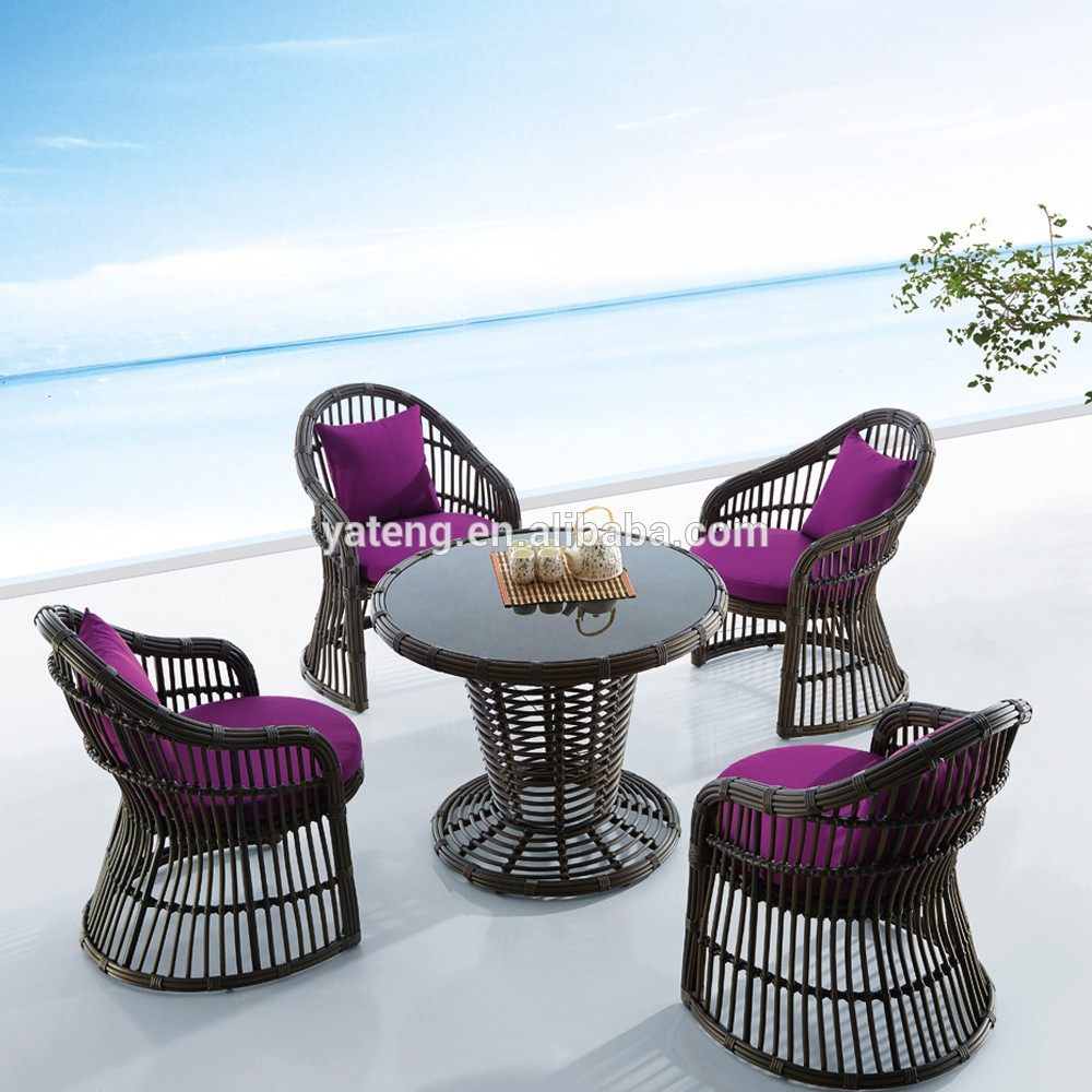 Black Rattan Outdoor Furniture Garden Treasure Classics Outdoor Furniture B