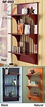Kitchen wall shelve / rack for plates Storage