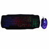 Hot sale usb mouse and keyboard combo with led light KMC-316
