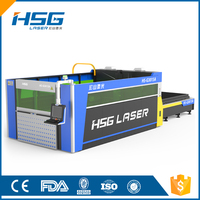 HSG 1500w Germany Rofin Laser Cutting Machine Manufacturer For Sale HS-G3015A