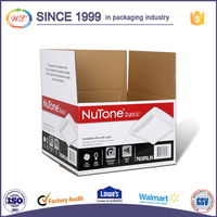 Personal design package box color printing recycle carton box