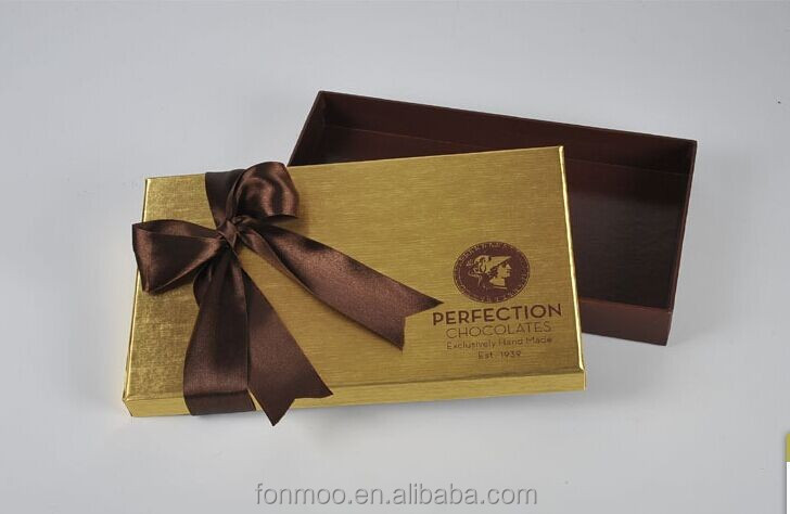 Beautiful chocolate plastic trays packaging / custom chocolate packaging in china