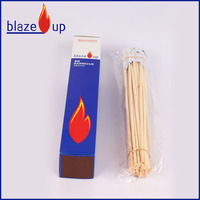 Bbq cardboard safety matches long cardboard matches