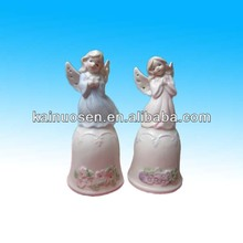 2014 New ceramic angels hair weaves dinner bell collection