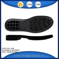 latest men black rubber sandal sole design