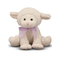 high quality plush animal sheep lamb toy