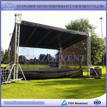 Good Price outdoor roof aluminum stage truss system