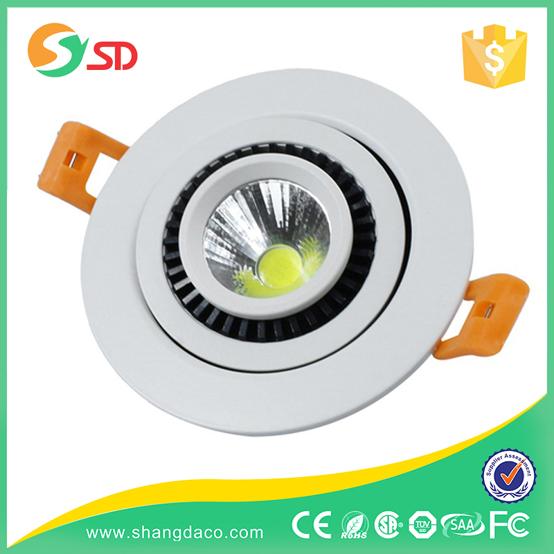 Universal 10w 15w dimmable corridor living room round circular ring Indoor led ceiling lamp light