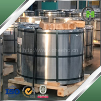 Single Reduced T3 5.6/5.6 T4 BA Golden Lacquered ETP/ Tin Free Steel TFS Electrolytic Tin Plate Roll SPCC/MR Grade
