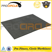 Crossfit Rolled EPDM Rubber Floor For