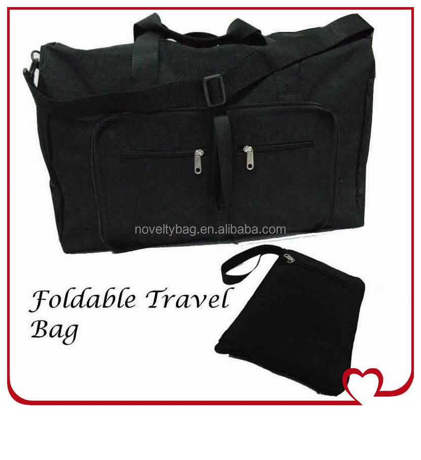 2016 Gold Supplier Factory Price Fast delivery Good Quality Foldable Travel Bag
