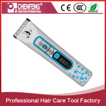 CF-1880 2017 New Fashion Rechargeable Hair Trimmer /hair Clipper For Pet Grooming