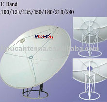 150cm offset satellite dish