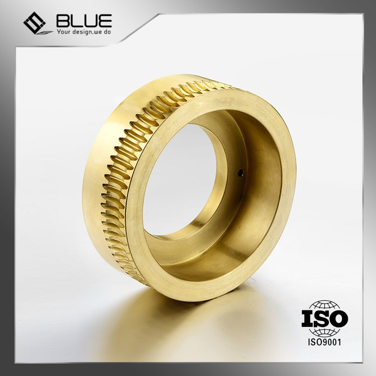 hot sale high precision brass pinion gears for wholesale