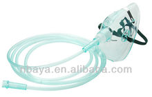 Pediatric nebulizer kit with mask