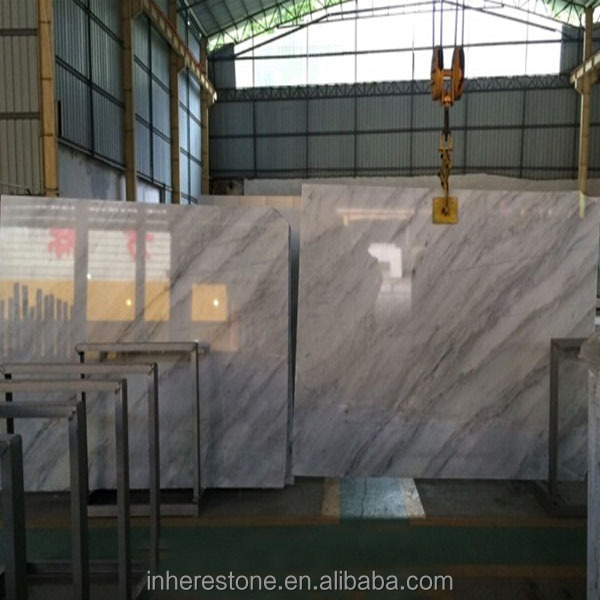 Yunnan white crystal marble