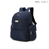 Competitive Price Fashion Wet Mummy Laptop Baby Diaper Bag Backpack