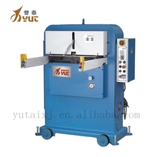 YT-619A 120ton hydraulic leather ironing belt embossing press machine